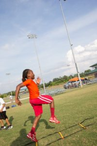I AM CHARACTER Youth Athletics